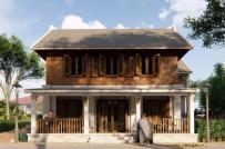 Tư vấn thiết kế biệt thự nghỉ dưỡng với không gian xanh tươi mát