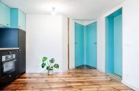 Cải tạo gác mái thành căn hộ hiện đại, ngập tràn ánh sáng