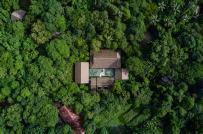 Khám phá khu nhà nghỉ dưỡng lọt thỏm giữa rừng rậm nhiệt đới