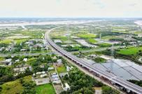 Long An: Điều chỉnh giảm gần 450 ha diện tích KCN Đức Hòa III