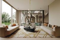 Biệt thự với thiết kế nội thất sang trọng, tinh tế đáng mơ ước