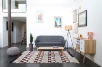 Làm thế nào để chọn thảm trải sàn phù hợp với phòng khách?