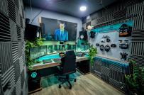 Thiết kế phòng chơi game siêu ngầu cho các game thủ