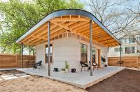 Nhà in 3D có thể là tương lai của nhà ở xã hội