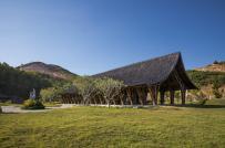 Thêm một công trình bằng tre tuyệt đẹp do KTS Võ Trọng Nghĩa thiết kế