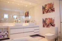 Mẹo đơn giản để phòng tắm nhà bạn sang chảnh như trong khách sạn
