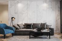 3 mẫu thiết kế nội thất căn hộ nhỏ dưới 60m2 đẹp mãn nhãn