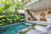 Tham quan biệt thự 2 tầng vùng nhiệt đới tuyệt đẹp