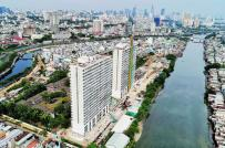 Năm 2021, giá chung cư tại TP.HCM tiếp tục tăng