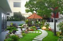 Tiểu cảnh sân vườn là gì? Thiết kế tiểu cảnh sao cho đẹp và chuẩn phong thủy?