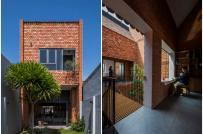Ấn tượng ngôi nhà 2 tầng với ngói vảy cá thấm đượm ký ức