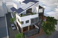 Tầng tum là gì? Có nên thiết kế tầng tum cho nhà phố?