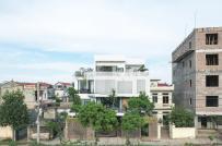 Nhà phố Yên Nghĩa tái hiện đặc trưng kiến trúc nhà ở đồng bằng Bắc Bộ