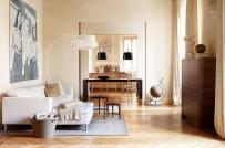 5 xu hướng màu sắc phòng khách