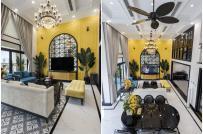 Mãi ngắm căn hộ Duplex phong cách Đông Dương đẹp mãn nhãn