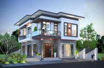 Top 5 mẫu biệt thự 2 tầng hiện đại đang được ưa chuộng nhất