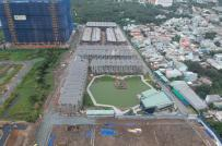 TP.HCM: Phải lập dự án độc lập đối với đất xen kẽ trong dự án