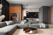 3 mẫu thiết kế nội thất căn hộ mê hoặc người ngắm