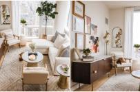 Trang trí phòng khách nhỏ: 10 sai lầm phổ biến cần tránh