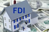 8 tháng đầu năm, vốn FDI vào bất động sản đạt gần 1,6 tỷ USD