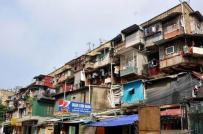 Hà Nội thông qua Đề án cải tạo, xây dựng lại chung cư cũ