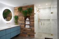 Xu hướng thiết kế phòng tắm mùa thu: Thư giãn và tinh tế