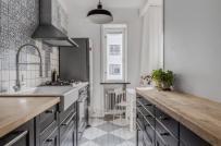 9 cách tận dụng tối đa không gian bếp nhỏ