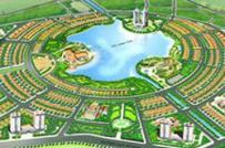 Chung cư và biệt thự ven hồ Vinh Tân