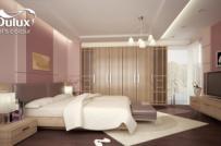 Màu sơn đep cho không gian nội thất sang trọng