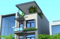 Tư vấn xây nhà 3 tầng hướng Đông Nam