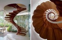 Chiêm ngưỡng những mẫu cầu thang ấn tượng cho nhà đẹp