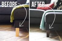 Mách bạn: những cách nâng cấp đồ nội thất đơn giản