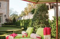 Những bộ sofa đáng yêu dành cho không gian ngoài trời