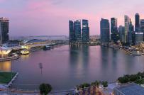 Tăng trưởng văn phòng tại Singapore dẫn đầu Châu Á Thái Bình Dương