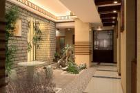 Bài trí giếng trời trong thiết kế nhà ở