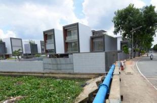 Tp.HCM: Chủ đầu tư xây sai phép bị phạt 1 tỷ đồng