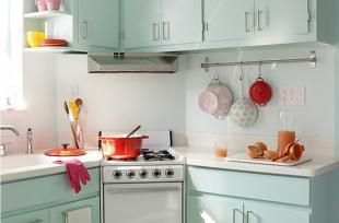 7 căn bếp nhỏ xinh xắn và tiện dụng