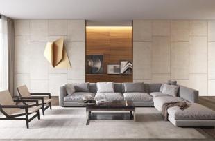 Loạt phòng khách hiện đại, hút mọi ánh nhìn