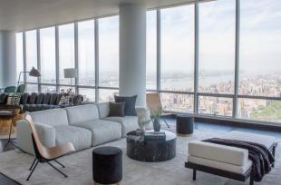 Có gì trong căn hộ được rao bán 58,5 triệu đôla tại New York