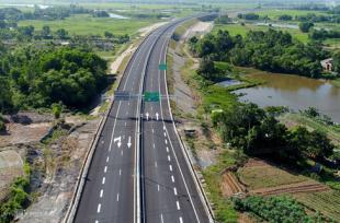 Phê duyệt giá đất 2 khu tái định cư phục vụ dự án cao tốc Bắc - Nam