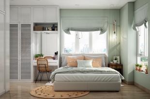 Phong thủy phòng ngủ: 3 vị trí đặt giường tệ hại nhất và cách hóa giải