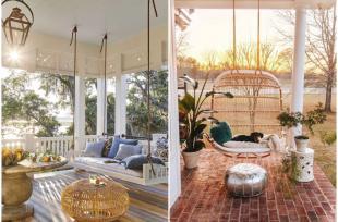 Lên ý tưởng thiết kế chỗ ngồi ngoài trời đón hè sang
