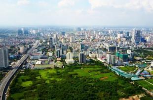 Điều chỉnh địa giới 3 quận ở Hà Nội từ 1/7