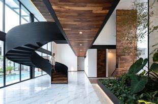 40+ thiết kế cầu thang xoắn ốc