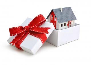 Trẻ em có thể đứng tên sổ đỏ khi được tặng cho nhà, đất hay không?