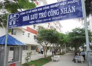 TP.HCM: Quận 7 đề xuất 8 khu đất xây nhà lưu trú cho công nhân
