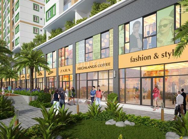 Bán căn hộ thương mại Florita 1 trệt 1 lửng 4.5 tỷ/117m2 tiện kinh doanh, buôn bán. Giao hoàn thiện 5632807