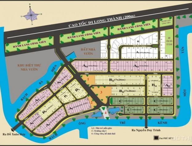 Chuyên đất nền dự án Bách Khoa, Phường Phú Hữu, Q. 9 6160443