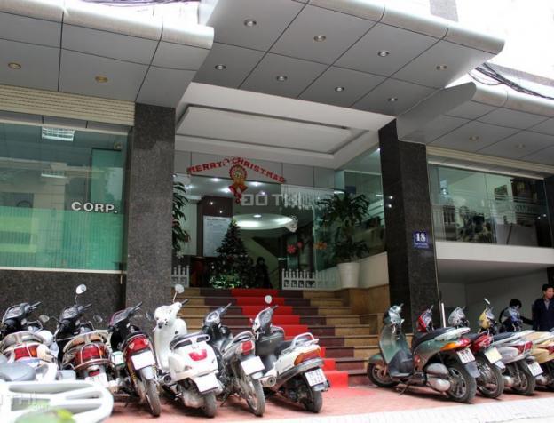 Chính chủ cho thuê 43m2 văn phòng tại Thái Hà. LH chủ nhà 0986646169 6312266