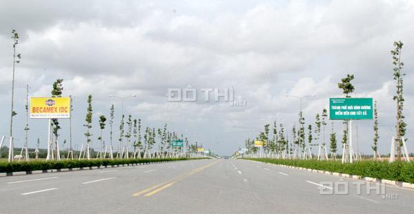 Đất nền giá cực sốc trung tâm thị xã Bến Cát, trả góp không lãi suất 6778592